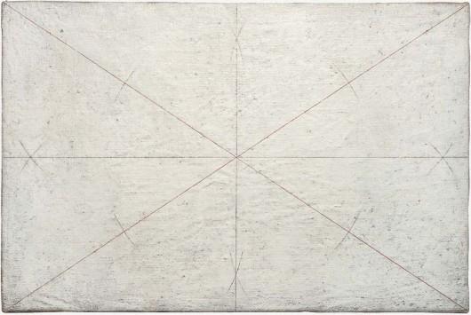 Giulio Paolini, Disegno geometrico, 1960.