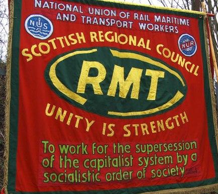 RMT-Scotland-banner