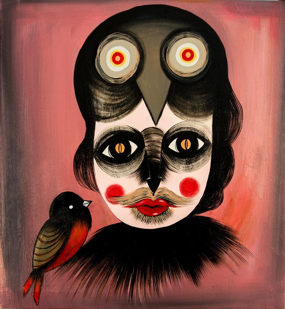Amanda Toy, Abracadhybrid: l''amour est noir, 2015
