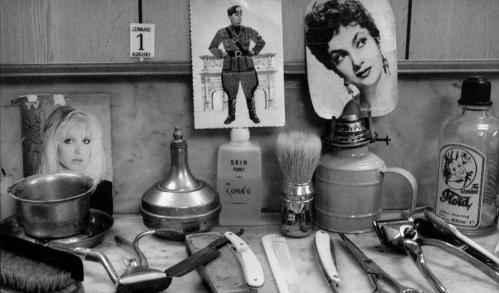 Armando Rotoletti, The Barbers of Sicily