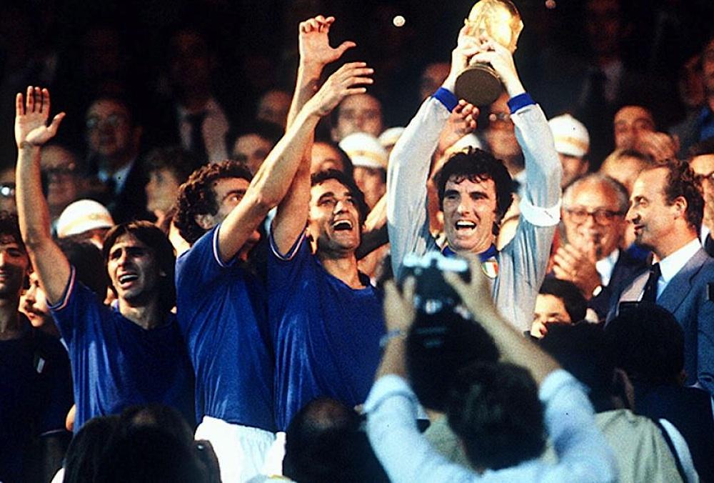 1982 Italia campione del mondo
