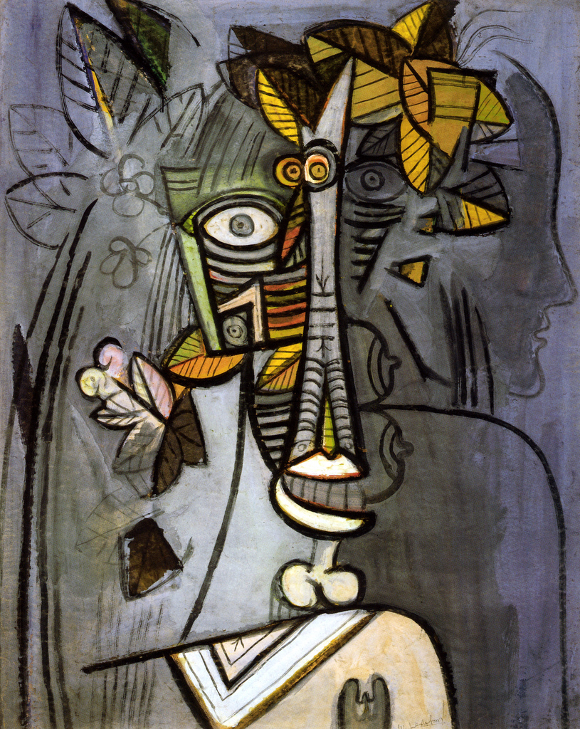Wifredo Lam, Your Own Life, 1942
